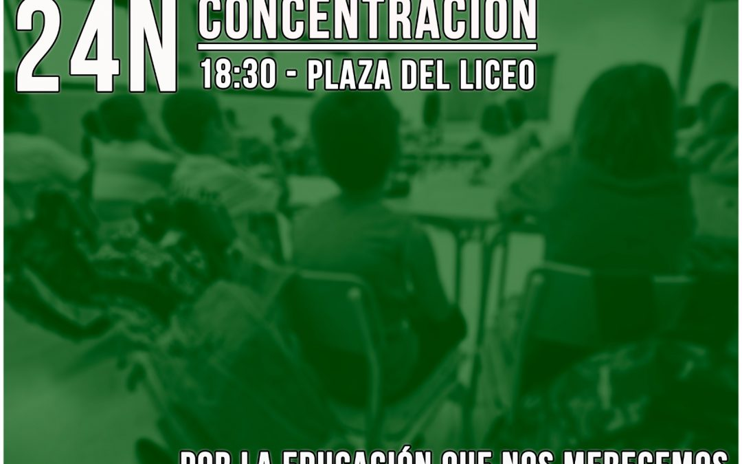 24N Concentración