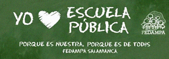 La administración no permite fomentar la matriculación en la escuela pública